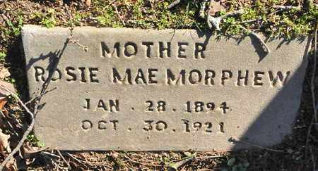 MORPHEW, ROSIE MAE - Little River County, Arkansas | ROSIE MAE MORPHEW - Arkansas Gravestone Photos