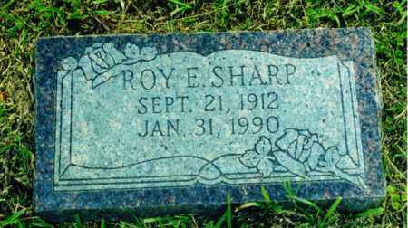SHARP, ROY E. - Little River County, Arkansas | ROY E. SHARP - Arkansas Gravestone Photos