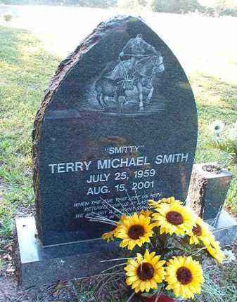 """SMITH, TERRY MICHAEL """"SMITTY"""" - Little River County, Arkansas 