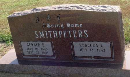SMITHPETERS, GERALD E - Little River County, Arkansas | GERALD E SMITHPETERS - Arkansas Gravestone Photos