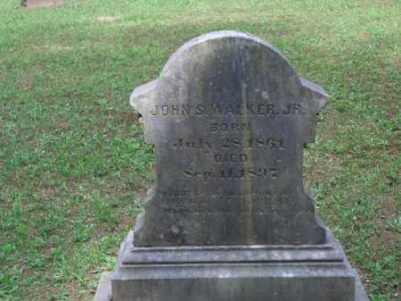 WALKER, JR., JOHN S. - Little River County, Arkansas   JOHN S. WALKER, JR. - Arkansas Gravestone Photos