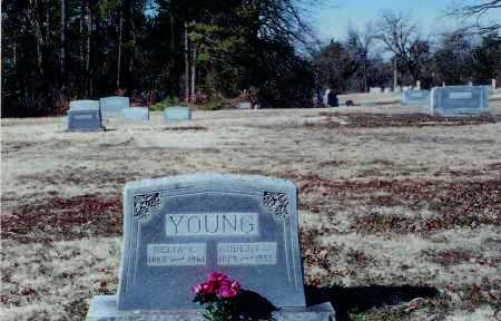 HARRIS YOUNG, CORNELIA E. - Little River County, Arkansas | CORNELIA E. HARRIS YOUNG - Arkansas Gravestone Photos