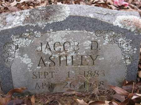 ASHLEY, JACOB D - Logan County, Arkansas   JACOB D ASHLEY - Arkansas Gravestone Photos