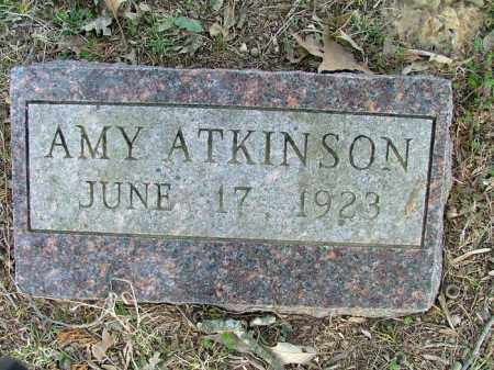 ATKINSON, AMY - Logan County, Arkansas | AMY ATKINSON - Arkansas Gravestone Photos