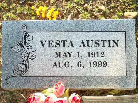 AUSTIN, VESTA - Logan County, Arkansas | VESTA AUSTIN - Arkansas Gravestone Photos