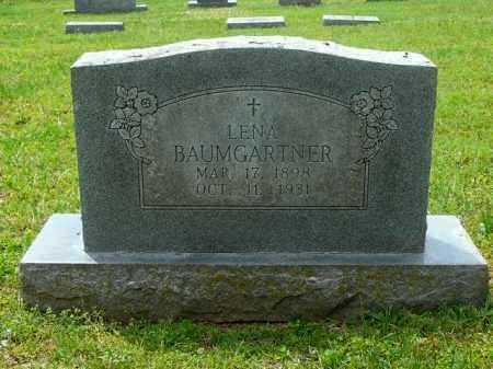 BAUMGARTNER, LENA - Logan County, Arkansas | LENA BAUMGARTNER - Arkansas Gravestone Photos