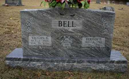 BELL, BERTHA R - Logan County, Arkansas   BERTHA R BELL - Arkansas Gravestone Photos