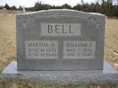 BELL, WILLIAM S - Logan County, Arkansas   WILLIAM S BELL - Arkansas Gravestone Photos