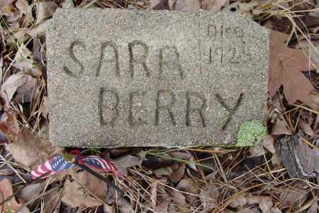 MIRES BERRY, SARA JANE - Logan County, Arkansas   SARA JANE MIRES BERRY - Arkansas Gravestone Photos