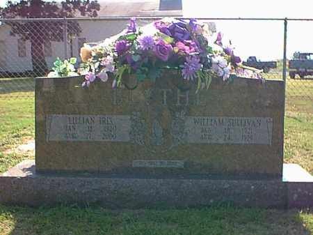 BLYTHE, LILLIAN IRIS - Logan County, Arkansas | LILLIAN IRIS BLYTHE - Arkansas Gravestone Photos
