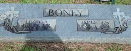 SCOTT BONEY, LUZETTA SUSAN - Logan County, Arkansas | LUZETTA SUSAN SCOTT BONEY - Arkansas Gravestone Photos
