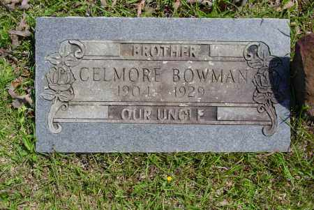 BOWMAN, CELMORE - Logan County, Arkansas | CELMORE BOWMAN - Arkansas Gravestone Photos
