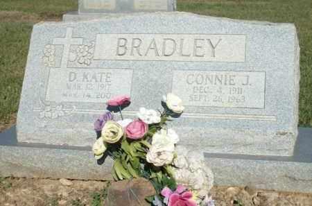 BRADLEY, D. KATE - Logan County, Arkansas | D. KATE BRADLEY - Arkansas Gravestone Photos