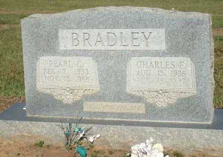 BRADLEY, CHARLES E. - Logan County, Arkansas   CHARLES E. BRADLEY - Arkansas Gravestone Photos