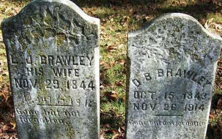 BRAWLEY, D B - Logan County, Arkansas   D B BRAWLEY - Arkansas Gravestone Photos