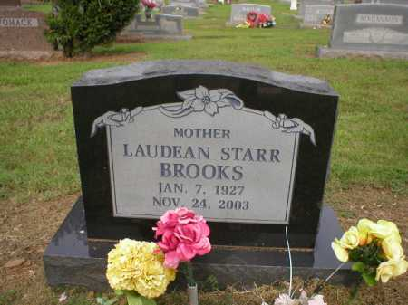 BROOKS, LAUDEAN STARR - Logan County, Arkansas | LAUDEAN STARR BROOKS - Arkansas Gravestone Photos