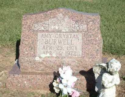BURWELL, AMY CRYSTAL - Logan County, Arkansas | AMY CRYSTAL BURWELL - Arkansas Gravestone Photos