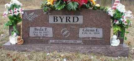 BYRD, BEDA P - Logan County, Arkansas | BEDA P BYRD - Arkansas Gravestone Photos