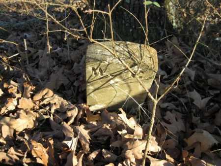 C, W - Logan County, Arkansas | W C - Arkansas Gravestone Photos