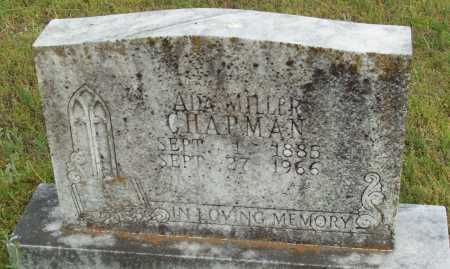 CHAPMAN, ADA - Logan County, Arkansas | ADA CHAPMAN - Arkansas Gravestone Photos