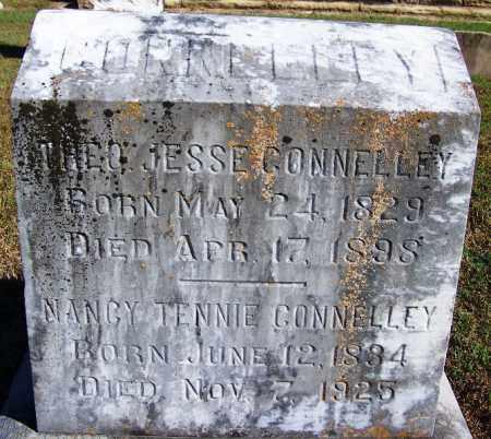 CONNELLEY, NANCY - Logan County, Arkansas | NANCY CONNELLEY - Arkansas Gravestone Photos