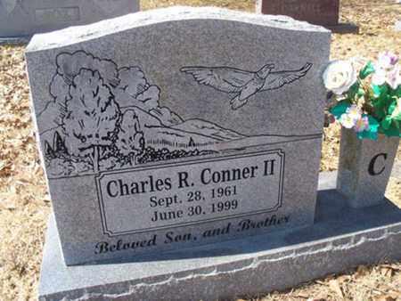 CONNER, CHARLES R, II - Logan County, Arkansas | CHARLES R, II CONNER - Arkansas Gravestone Photos