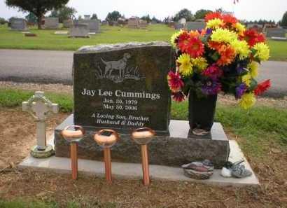 CUMMINGS, JAY LEE - Logan County, Arkansas   JAY LEE CUMMINGS - Arkansas Gravestone Photos