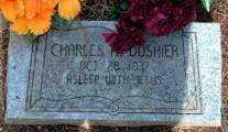 DOSHIER, CHARLES H - Logan County, Arkansas   CHARLES H DOSHIER - Arkansas Gravestone Photos