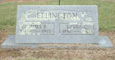 ELLINGTON, LAURA C. - Logan County, Arkansas | LAURA C. ELLINGTON - Arkansas Gravestone Photos