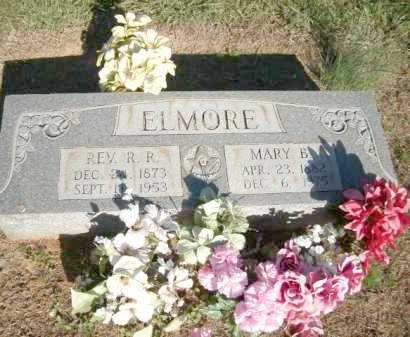 ELMORE, MARY B. - Logan County, Arkansas | MARY B. ELMORE - Arkansas Gravestone Photos