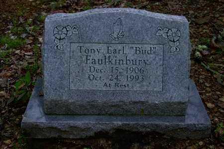 FAULKINBURY, TONY EARL - Logan County, Arkansas   TONY EARL FAULKINBURY - Arkansas Gravestone Photos
