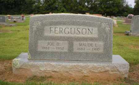 FERGUSON, MAUDE L. - Logan County, Arkansas | MAUDE L. FERGUSON - Arkansas Gravestone Photos