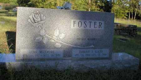 FOSTER, HAROLD J  JACK - Logan County, Arkansas | HAROLD J  JACK FOSTER - Arkansas Gravestone Photos