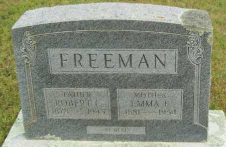 FREEMAN, ROBERT C. - Logan County, Arkansas   ROBERT C. FREEMAN - Arkansas Gravestone Photos