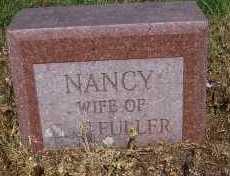 FULLER, NANCY - Logan County, Arkansas | NANCY FULLER - Arkansas Gravestone Photos