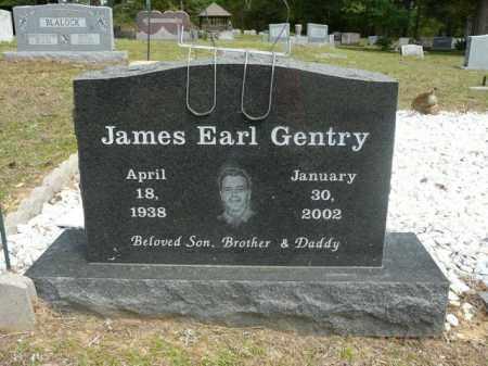 GENTRY, JAMES - Logan County, Arkansas   JAMES GENTRY - Arkansas Gravestone Photos