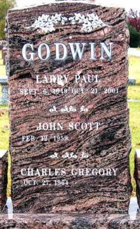 GODWIN, LARRY PAUL - Logan County, Arkansas | LARRY PAUL GODWIN - Arkansas Gravestone Photos