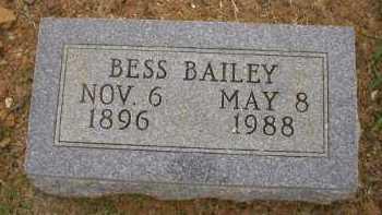 GRIFFEY, BESS - Logan County, Arkansas   BESS GRIFFEY - Arkansas Gravestone Photos