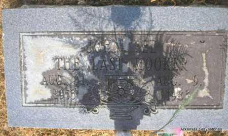 HOOKER, JOHN LEE - Logan County, Arkansas   JOHN LEE HOOKER - Arkansas Gravestone Photos