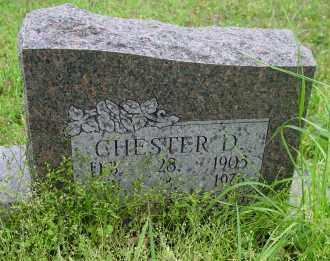 HORN, CHESTER D. - Logan County, Arkansas | CHESTER D. HORN - Arkansas Gravestone Photos
