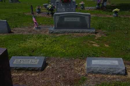 NICHOLAS HORNE, NORA MAE - Logan County, Arkansas | NORA MAE NICHOLAS HORNE - Arkansas Gravestone Photos