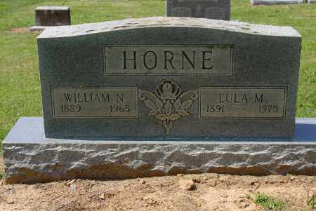 HORNE, LULA M. - Logan County, Arkansas | LULA M. HORNE - Arkansas Gravestone Photos