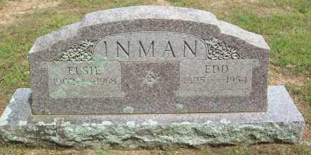 INMAN, EDD - Logan County, Arkansas | EDD INMAN - Arkansas Gravestone Photos