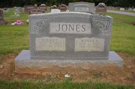 JONES, EULAS C. - Logan County, Arkansas | EULAS C. JONES - Arkansas Gravestone Photos