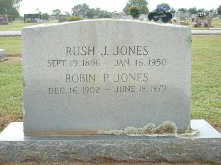 JONES, ROBIN P. - Logan County, Arkansas | ROBIN P. JONES - Arkansas Gravestone Photos