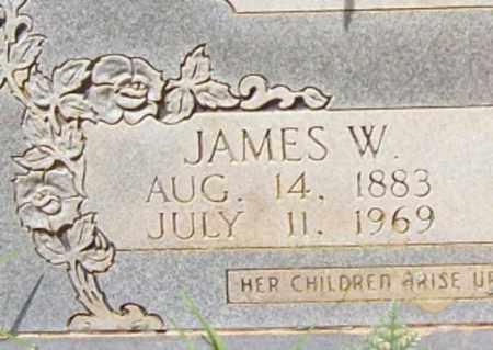 KELLEY, JAMES W (CLOSE UP) - Logan County, Arkansas   JAMES W (CLOSE UP) KELLEY - Arkansas Gravestone Photos