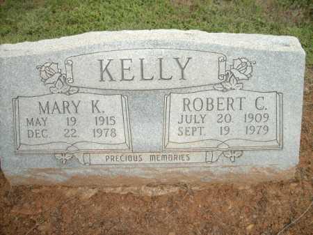KELLY, MARY K. - Logan County, Arkansas | MARY K. KELLY - Arkansas Gravestone Photos
