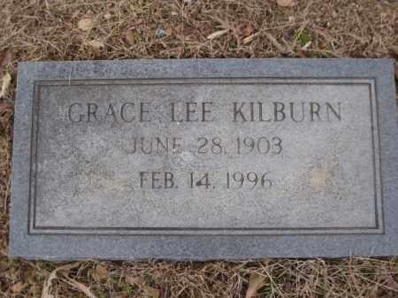 KILBURN, GRACE LEE - Logan County, Arkansas | GRACE LEE KILBURN - Arkansas Gravestone Photos