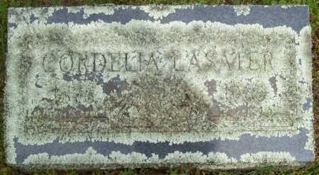 LASATER, CORDELIA - Logan County, Arkansas | CORDELIA LASATER - Arkansas Gravestone Photos