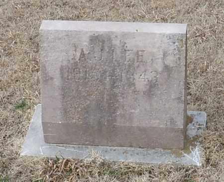 LEE, A J - Logan County, Arkansas | A J LEE - Arkansas Gravestone Photos